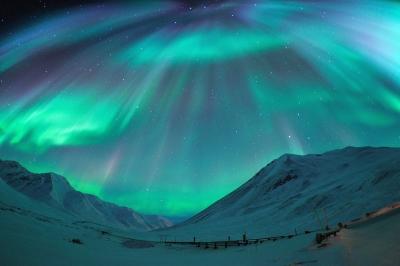 Northern Lights (Photo from FreeDigitalPhotos.net)