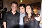 Glen, Richie and Jenny