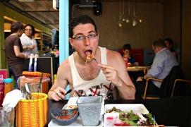 Eating at Wahaca