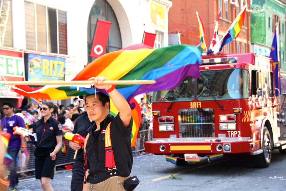 Gay asian truck