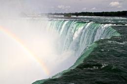 Plenty of rainbows about.