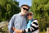 Ian and Sheila.