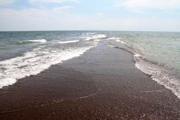 Point Pelee. The southernmost point of mainland Canada.
