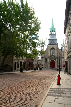 Vieux Montreal.