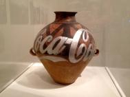 Coca-cola urn
