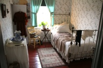 A room inside Green Gables