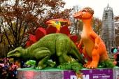 Because dinosaurs love Christmas