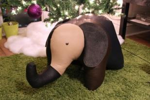 Boris the elephant
