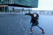 Glen skating