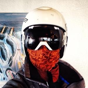 Me in my gear