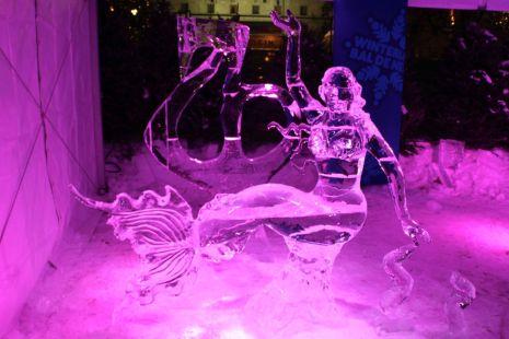 Mer-made of Ice