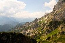 More mountain scenery