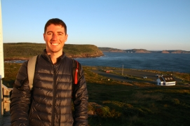 Me at Cape Spear
