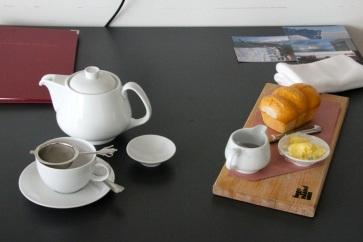 Tea and brioche anyone?