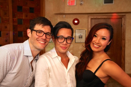 Ben, Kevin and Pauline