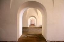 Inside San Cristobal