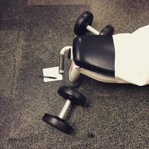 Gym-spiration