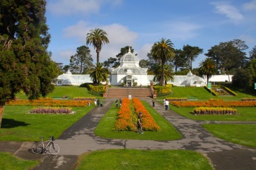 Conservatory of Flowers...and Glen