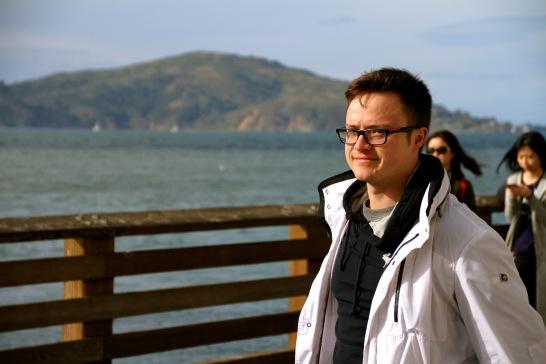 Glen at Pier 39