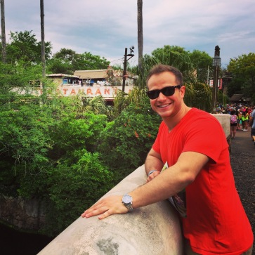 Julian venturing into Africa