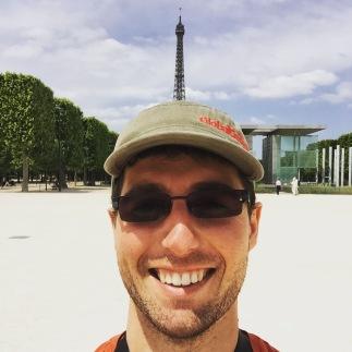Being a tourist