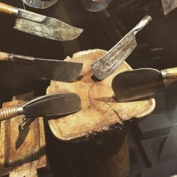 Butcher's blades