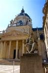Pasteur at the Sorbonne