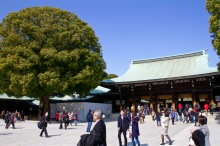 Meiji-Jingu