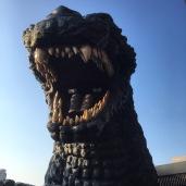 See? Godzilla!
