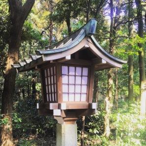 Mini-Meiji-Jingu shrine