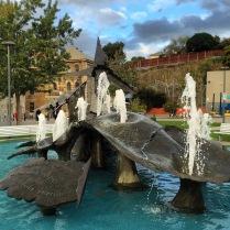 Salamanca Fountain