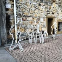 Salamanca Statues