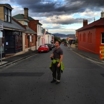 (Not) Lost in Hobart