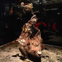 A dead hedgehog...with fairies