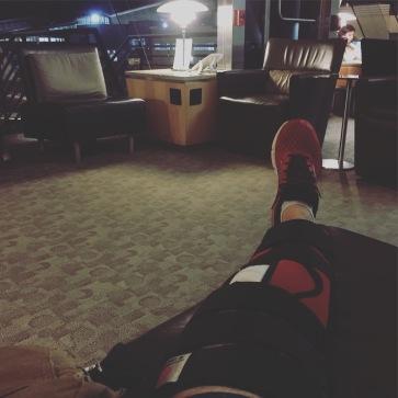 My leg again