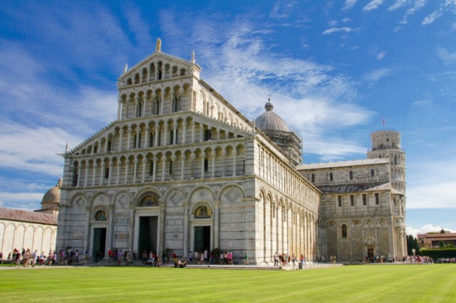 There's more to Pisa than the Leaning Tower