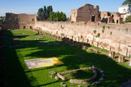 Part of Palatine Hill