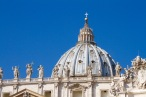 The Basilica Dome. No climbing it today