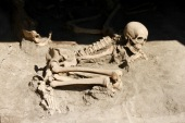 Death pose