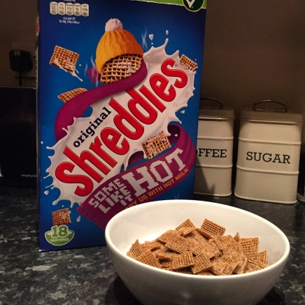 Shreddies!