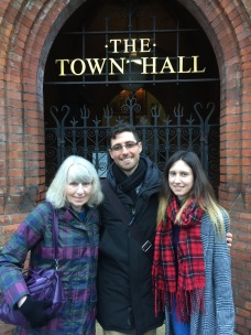 Pauline, me and Verity