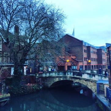 A bridge in Reading