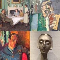 National Portrait Gallery sampler