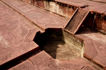 Part of the water system