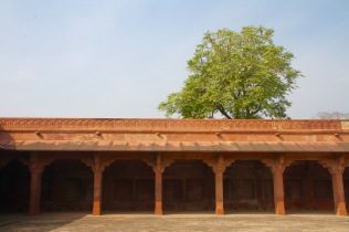 Stables at Fatehpur Sikri