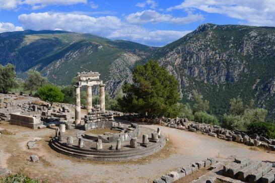 Sanctuary of Athena Pronaia