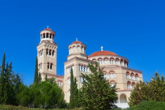 Monastery of St Niktarios