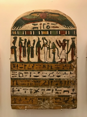 Egyptian Death Scroll