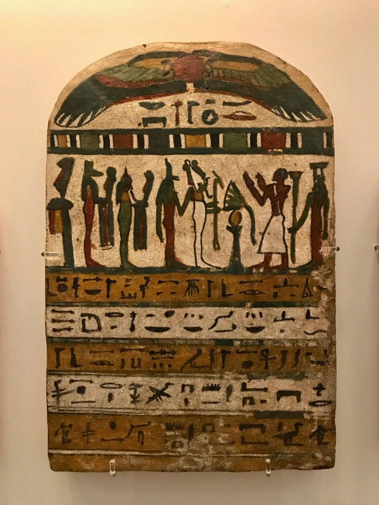 Egyptian Death Scroll