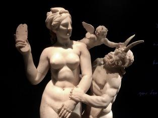 Aphrodite, Cupid and Pan